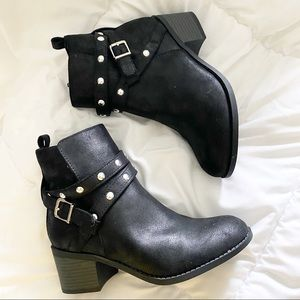 MIA Lille Heeled Ankle Boot